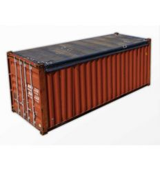Container 20' Open Top occasion