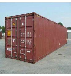 Location de container 40 pieds en Guyane