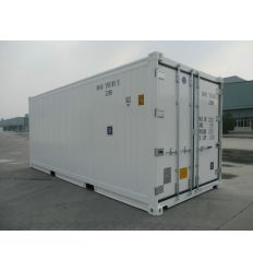 Container 20' reefer 1er Voyage Thermo King