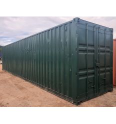 Container 40' High cube reconditionné (Ext traité repeint)