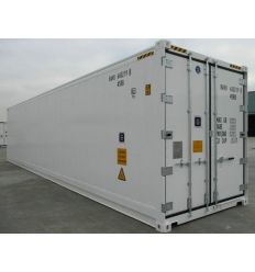 40' reefer 1er Voyage Thermo King