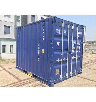Container 10' neuf maritime